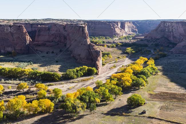 USA - Arizona - Navajo Nation - Chinle - Canyon de Chelly National Monument