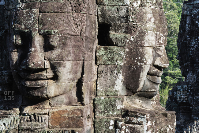 Ruins at Baryon Temple, Seem Reap, Seem Reap, Cambodia