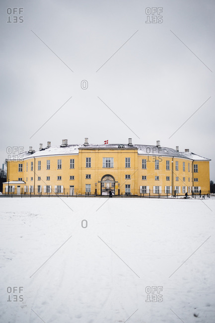 Royal Danish Army Officers Academy, Denmark