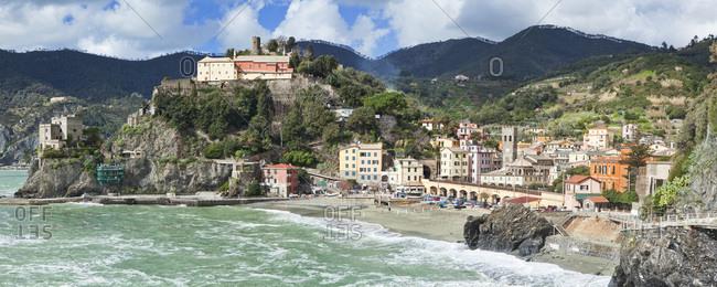 Italy, Liguria, La Spezia district, Riviera di Levante, Cinque Terre, Mediterranean sea, Ligurian sea, Ligurian Riviera, Parco Nazionale delle Cinque Terre, Monterosso