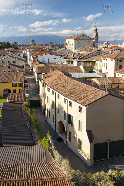 Italy, Veneto, Padova district, Cittadella