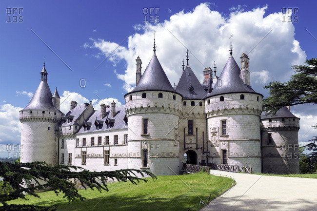The Castle Of Chaumont
