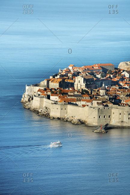 Croatia, Dalmatia, Dubrovnik, Mediterranean sea, Adriatic sea, Adriatic Coast