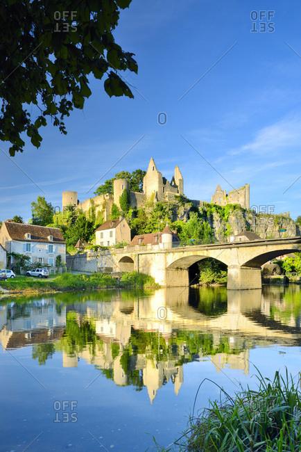 S_gur-le-Chäteau - among Un des plus beaux villages de France (one of the most beautiful villages of France)