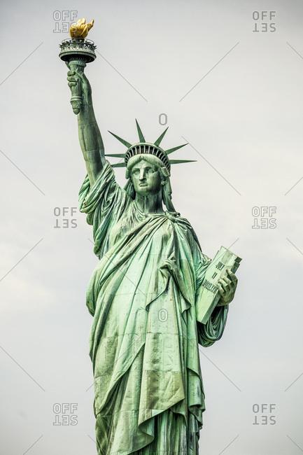 Liberty Island, Statue of Liberty