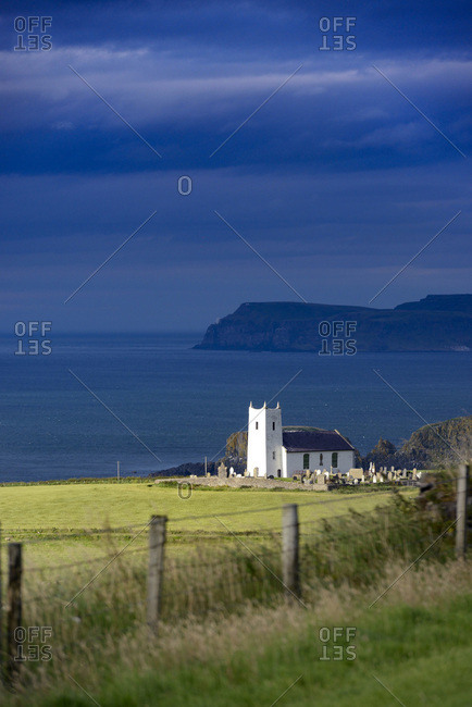 United Kingdom, UK, Northern Ireland, Antrim, Ballintoy