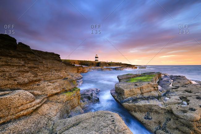 Hook Lighthouse, the world oldest operational lighthouse. Located on Hook Peninsula.