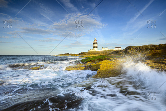 Hook Lighthouse, the world oldest operational lighthouse. Located on Hook Peninsula