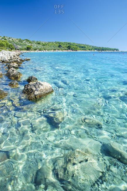 Croatia, Dalmatia, Murter Island, Mediterranean sea, Adriatic sea, Adriatic Coast, The Lucica bay