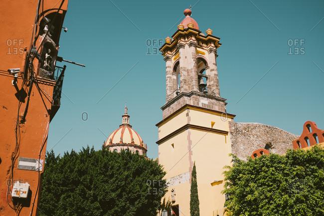 Buildings in Mexico
