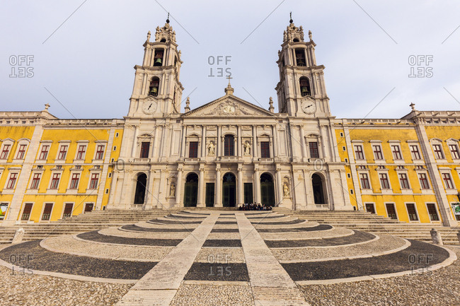 Portugal, Lisbon Region, Mafra, Mafra National Palace