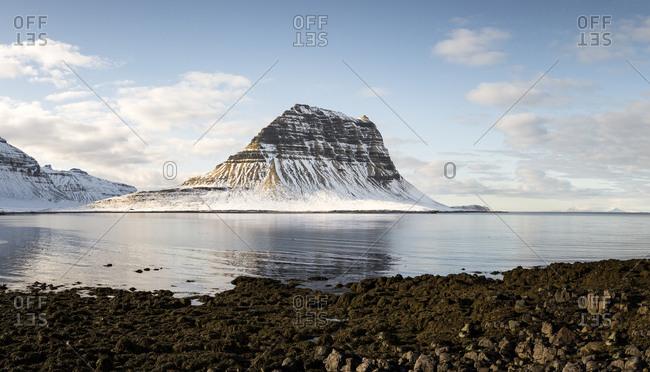 Iceland- Grundafjoerdur- Kirkjufell