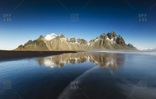 Iceland- Stokksnes peninsula- Vestrahorn
