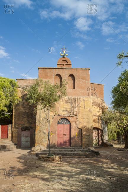 Ethiopia, Tigray . Mariam Wukro church