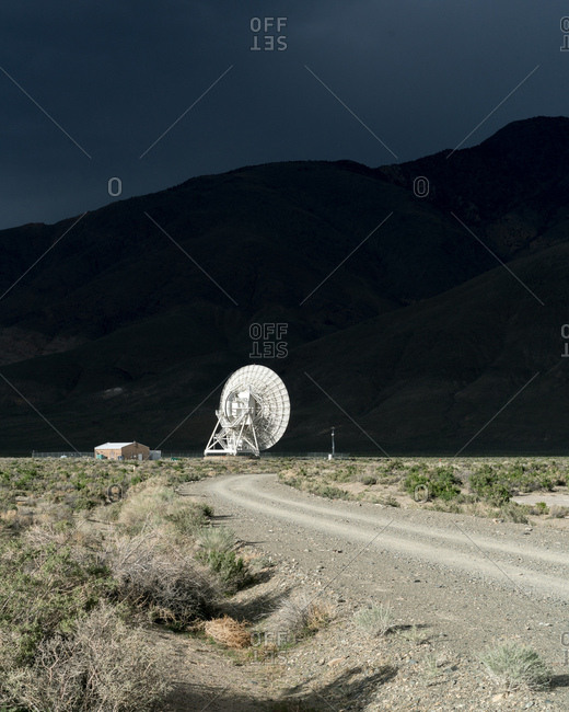 Owen Valley Radio Observatory in California