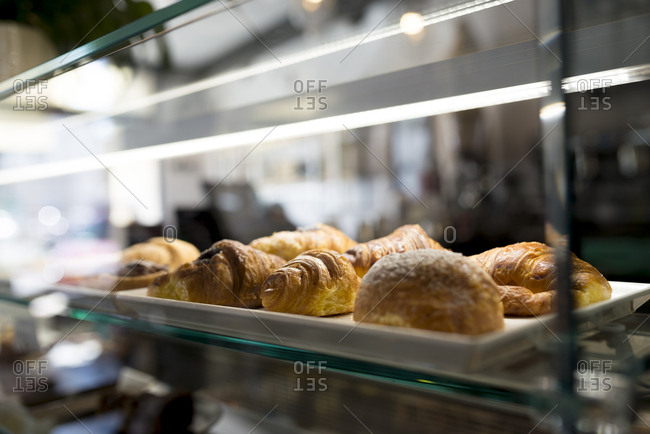 Pastry at showcase