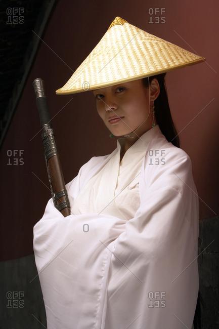 Ancient Chinese Hero