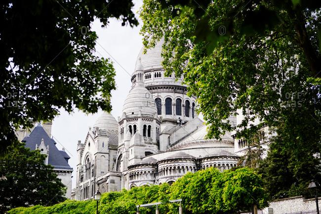 Sacr�-C�ur, Paris, France