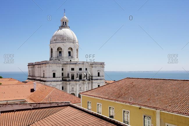 Church of Santa Engracia, Lisbon, Portugal