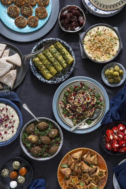 Ramadan feast
