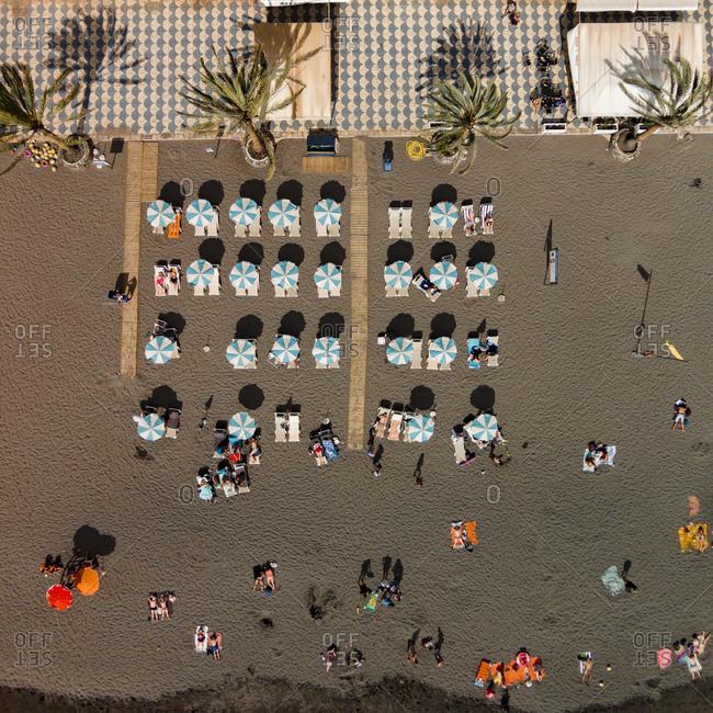 Beach in Gran Canaria, Canary Islands, Spain