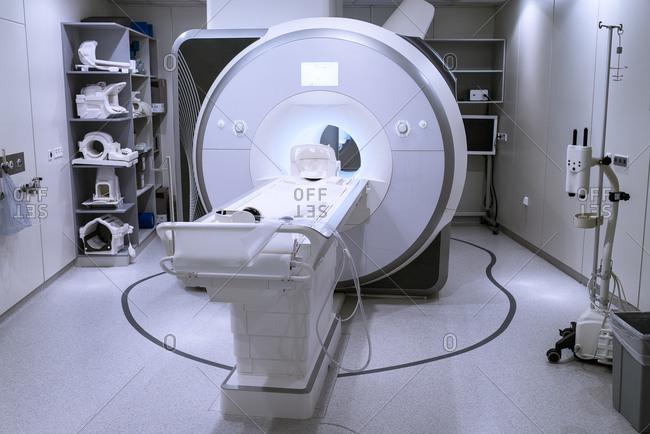 Magnetic resonance imaging system