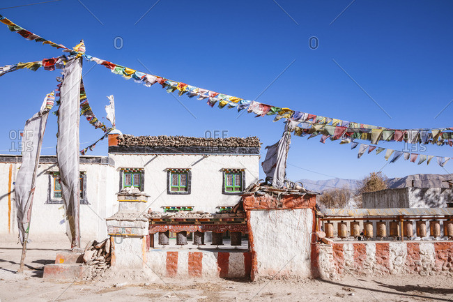 Lo Manthang, Upper Mustang region, Nepal