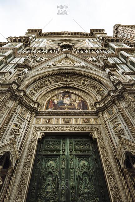 Santa Maria del Fiore Cathedral, Piazza del Duomo, Florence, Italy