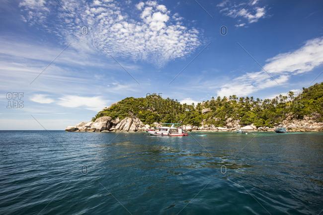 Thailand- Surat Thani- island Ko Tao
