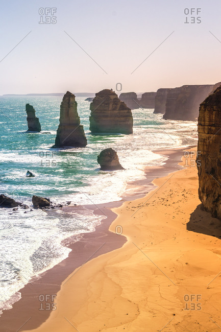 Australia- Victoria- Port-Campbell-National park- Twelve Apostles