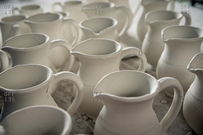 Vieira pottery, Lagoa, Sao Miguel, Azores, Portugal