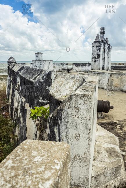 St Joao Baptista Fortress, Ibo Island, Quirimbas National Park, Cabo Delgado, Mozambique