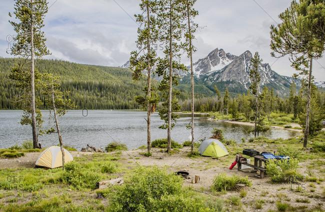 Stanley Lake Campsite