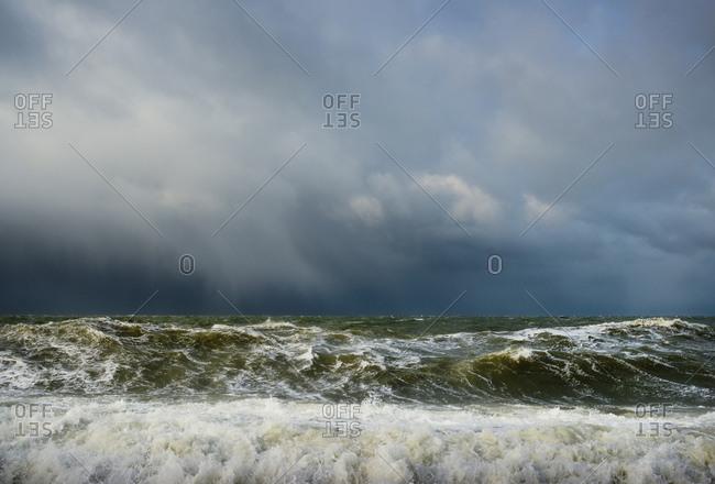Wave, Domburg, Zeeland, Netherlands