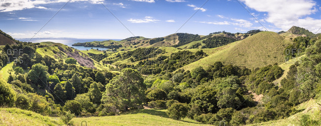 New Zealand - Coromandel Peninsula - scenic