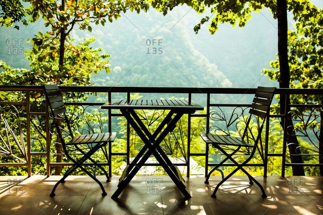 Atali Ganga, A peaceful retreat in the Himalayas.