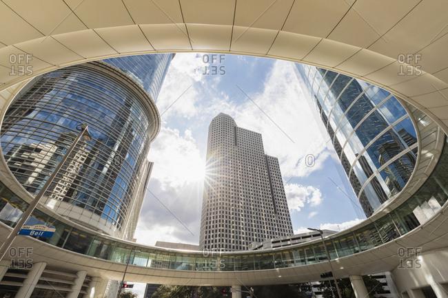 Austin, TX - October 24, 2016: 1400 Smith Street- Chevron Building