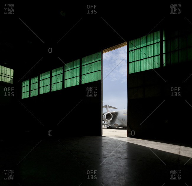 Aircraft Hanger