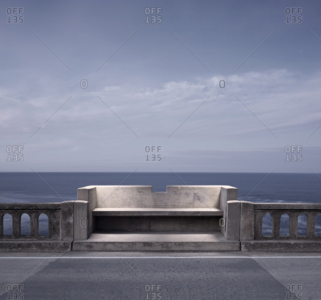 Bench with Light