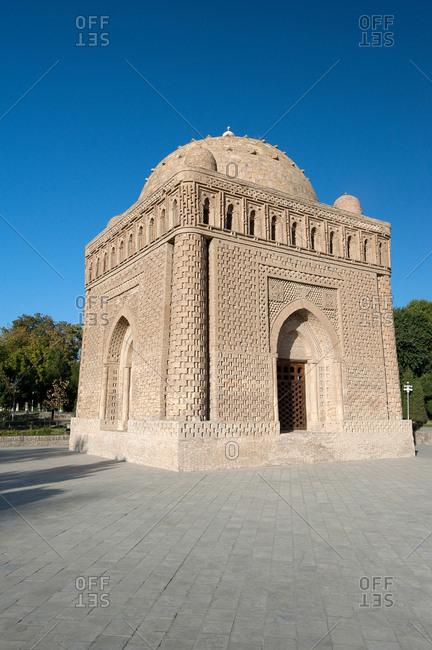 The Ismail Samani Mausoleum.