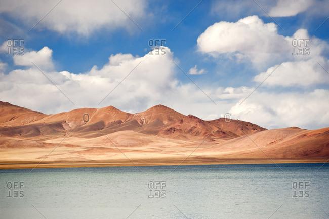Tibet ali in natural scenery