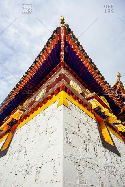 Gannan LangMu temple