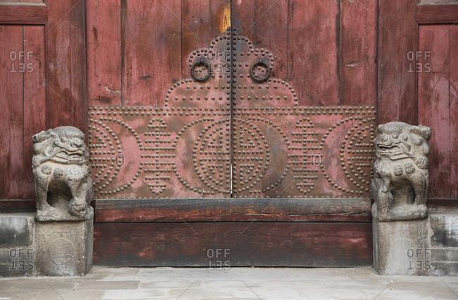 Oriental architectural culture