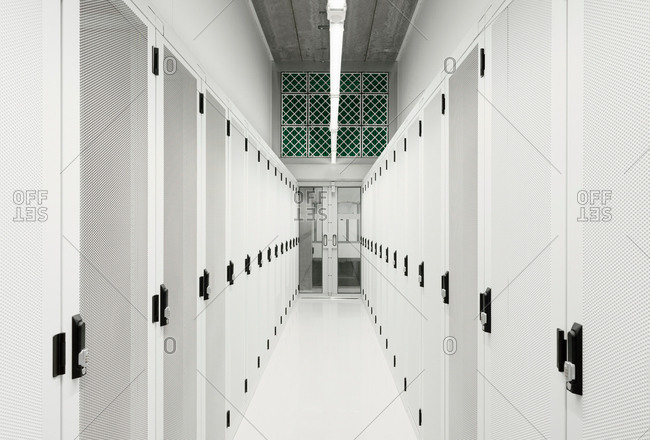 Diminishing perspective of data storage warehouse