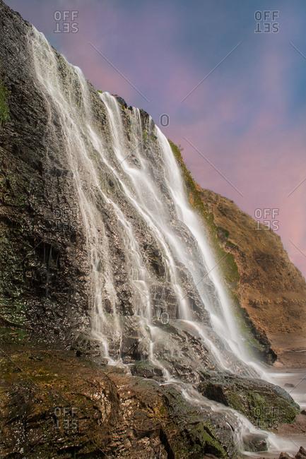 Alamere Falls in California