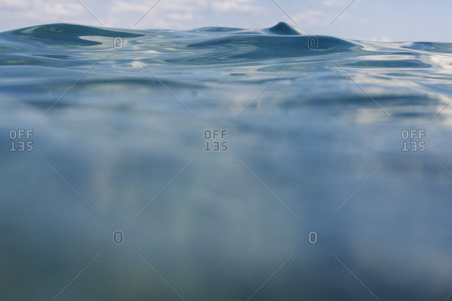 Wave- close-up