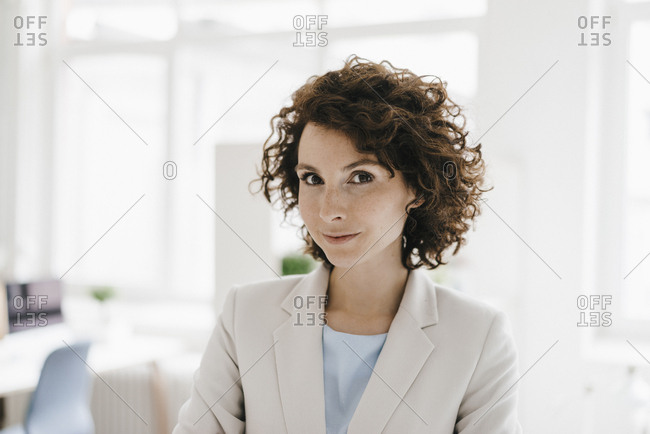 Successful businesswoman- portrait