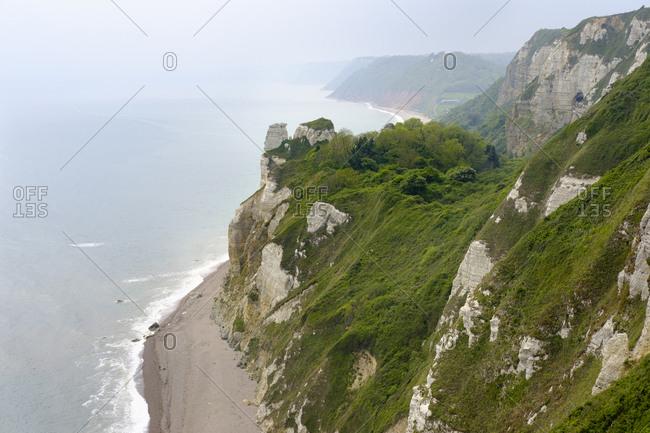 UK- Beer- Hooken Cliffs