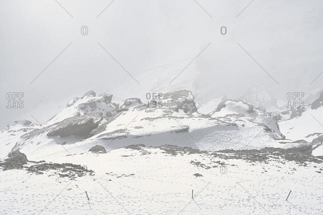 Schilthorn, Murren, Bernese Oberland, Switzerland