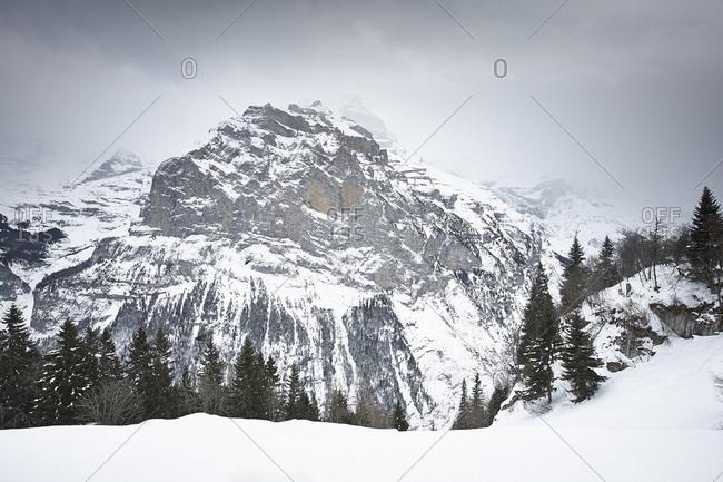 Interlaken, Swiss Alps, Switzerland